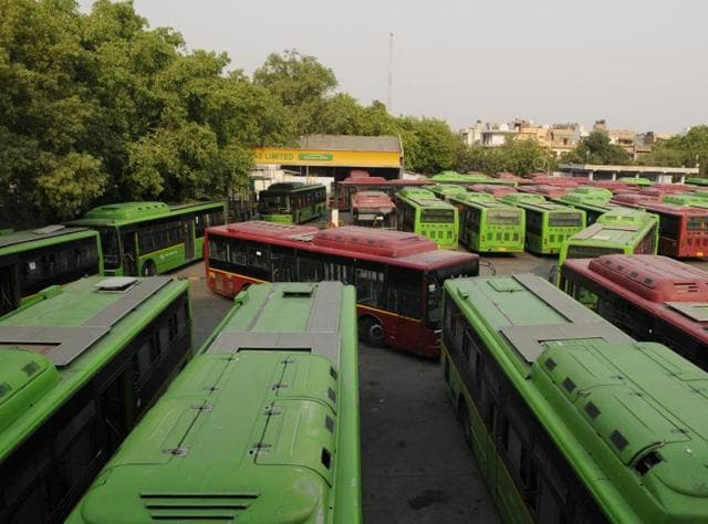 As per the earlier decision, DTC had raised the minimum fare of AC buses from Rs 10 to Rs 11 and the maximum from Rs 25 to Rs 27 for those travelling in the city.