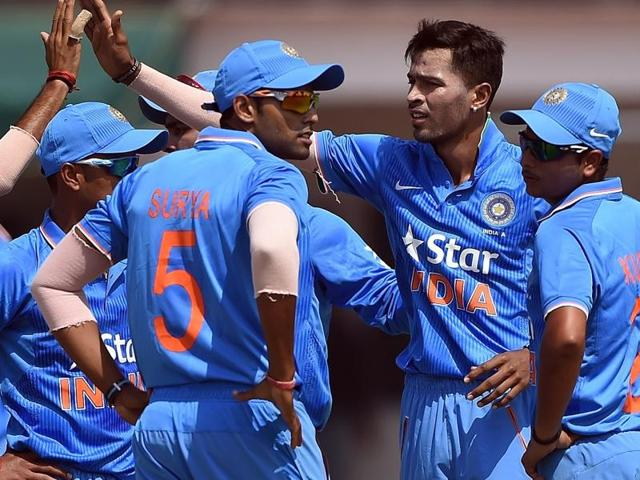 Hardik Pandya performed well for India in the recent ODI series against New Zealand which MSDhoni's team won 3-2.
