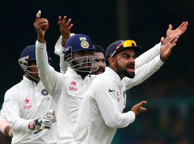 The England team arrived in Mumbai on Wednesday. Starting with the first Test in Rajkot on November 9, India and England are to play five Tests, three one-dayers and three T20 ties.