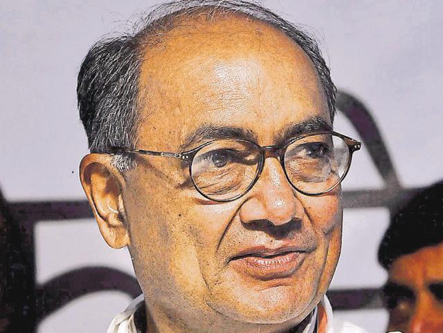 Digvijaya Singh,Rajiv Pratap Rudy,Bhopal
