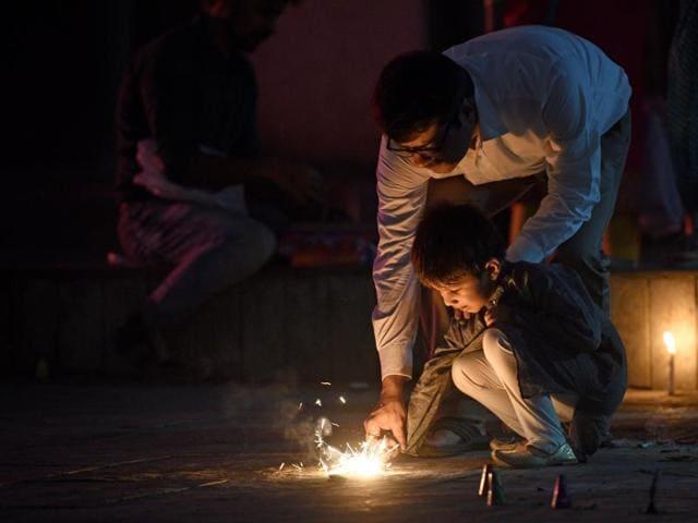 Diwali,Pollution,Mumbai