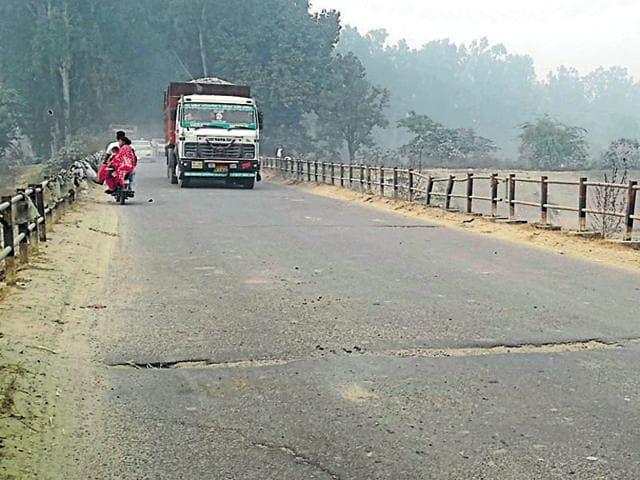 Punjab govt,road widening,Kapurthala-Subhanpur road