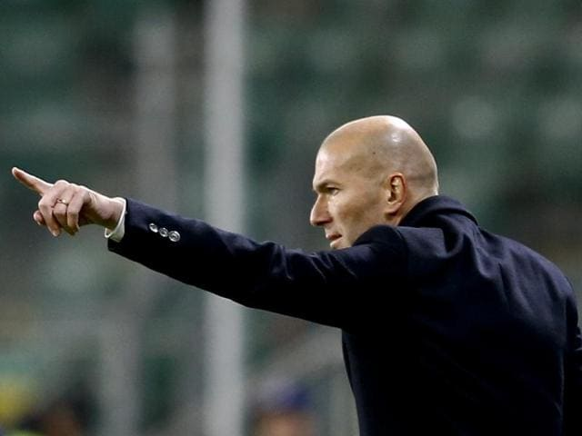 After Bale and Benzema gave Real Madrid a 2-0 lead, the team dropped their intensity and relaxed, according to Zidane.