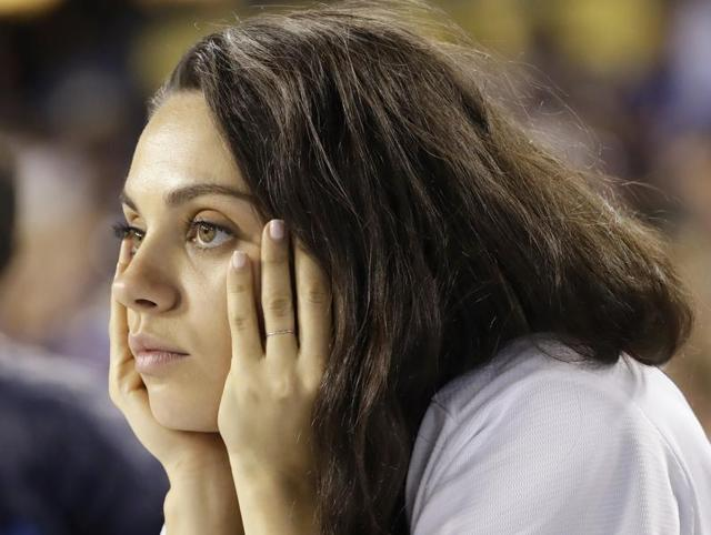 In an open letter published on A Plus, a media site co-founded by her husband Ashton Kutcher, Mila Kunis has penned down the bad experiences she faced in the entertainment industry during the initial stage of her career.