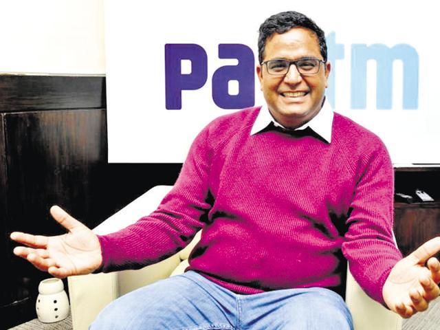 Paytm's founder Vijay Shekhar Sharma will invest his personal money in startups working on environment sustainability.