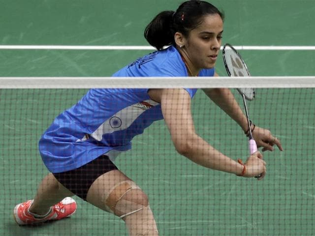 Saina Nehwal had injured the knee just before the Rio Olympics and played the first match carrying the injury (with the knee heavily strapped), aggravating it.