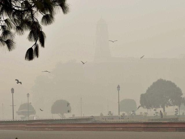 Toxic Air,Delhi,Smog