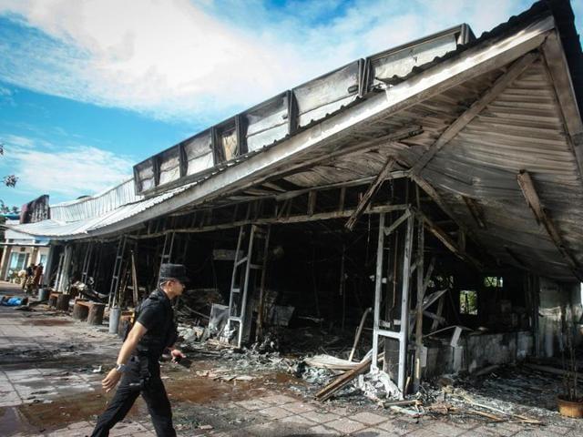Thailand,Bhumibol Adulyadej,insurgent attacks