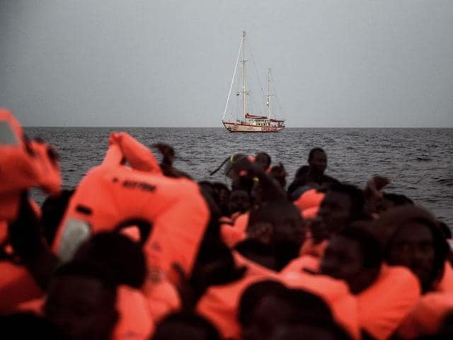 The International Organization for Migration said the latest deaths meant 4,220 lives had been lost in the Mediterranean so far this year, compared with 3,777 in the whole of 2015.