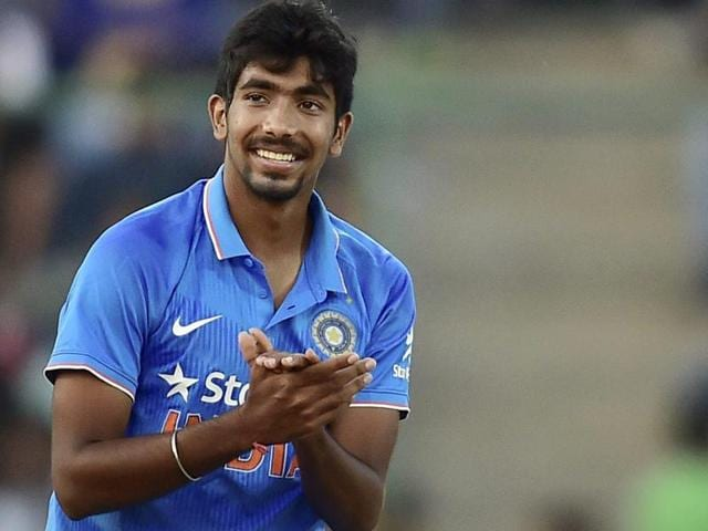 Jasprit Bumrah has become an automatic choice in MS Dhoni's limited overs team.