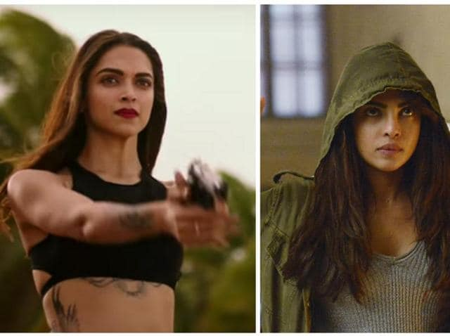 Deepika Padukone and Priyanka Chopra are trying to earn a solid footing in Hollywood.