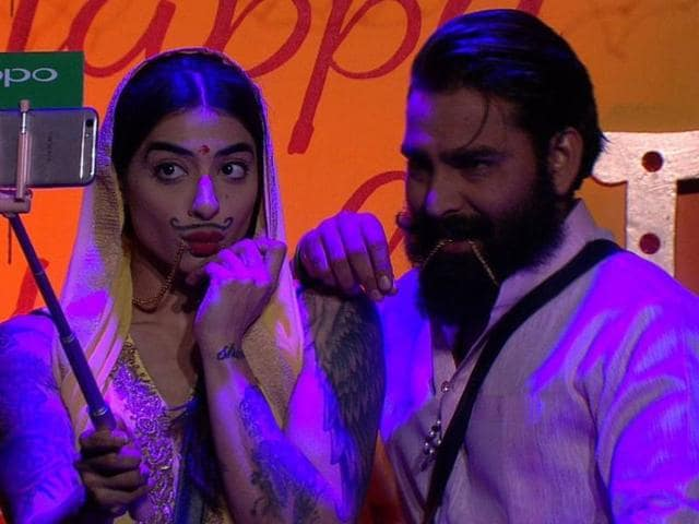 According to a source close to the show, Bani and Manveer have become friends in the past three weeks and are often seen spending time with each other.