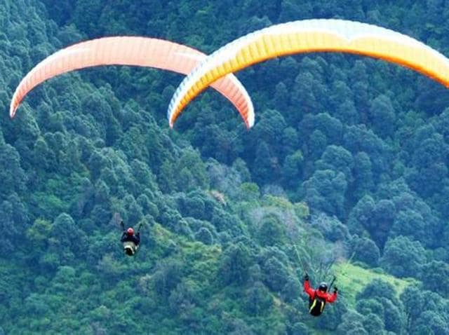 Bir Billing figures among one of the top paragliding sites in the world, and hosted the Paragliding World Cup Tour in 2015.