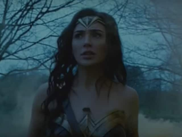 "Set in the First World War, the fresh trailer for Gal Gadot's first solo venture as Diana Prince shows Wonder Woman teaming up with fighter pilot Steve Trevor (Chris Pine) to fight ""the war that ends all wars""."
