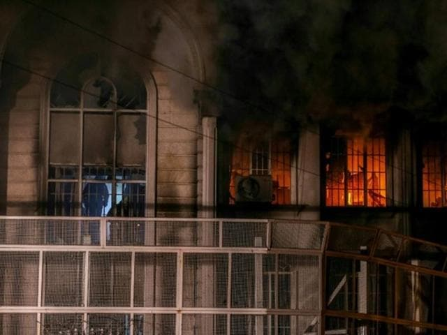 In July, 21 suspects in the attack on the embassy in Tehran had appeared in court. Another 27 people were said to be facing trial but their fate is unclear.