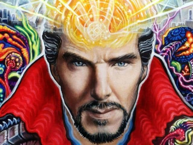 Doctor Strange could have been psychedelic, Pink Floyd-esque fun.