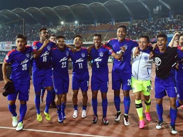 Bengaluru FC will be aiming to create history by becoming the first Indian club to win the AFC Cup title.