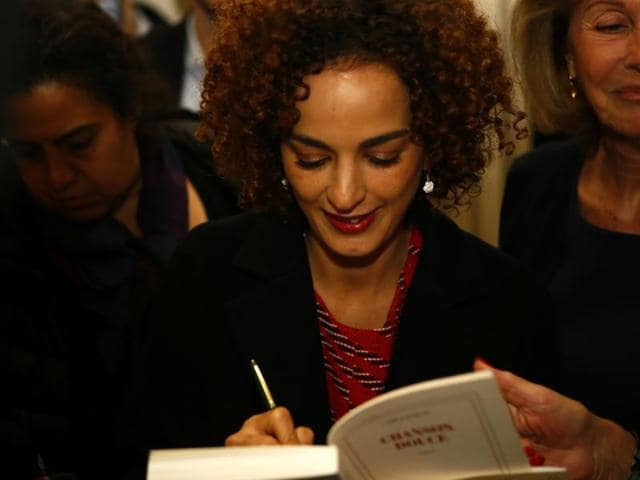 Morocco,Leila Slimani,French literary prize