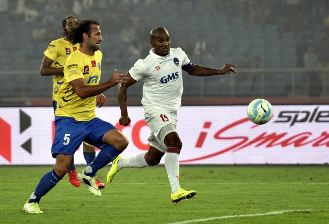 The win takes Delhi Dynamos top of the ISL standings.