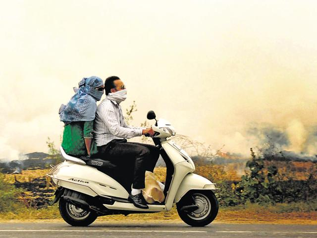 Smog survival kit