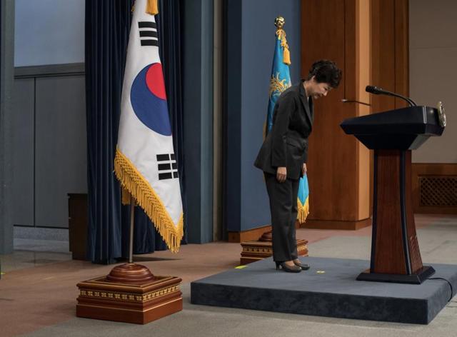 Park Geun-hye,Choi Soon-sil,south korea