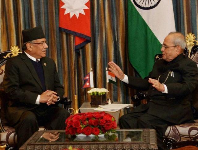 Nepal,President Pranab Mukherjee,MAdhesi parties