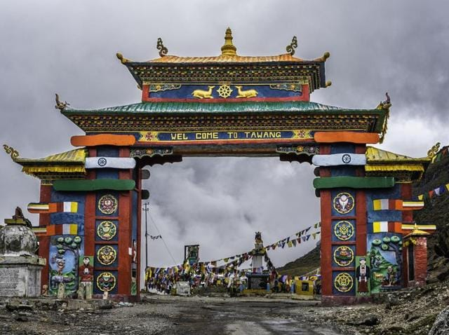 Arunachal allowed two Chinese 'tourists' on wrong permit ...