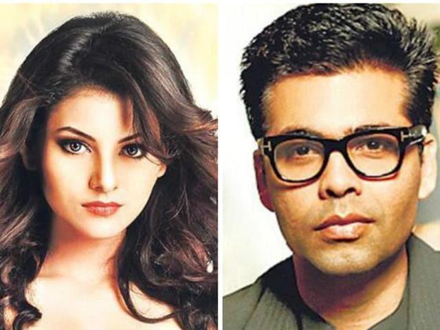 Karan Johar,Urvashi Rautela,Ae Dil Hai Mushkil