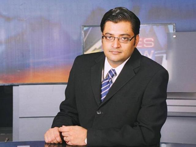 Arnab Goswami,Times Now,Newshour