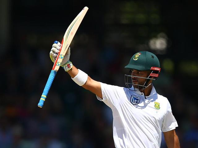 JP Duminy made his debut against Australia in Perth in 2008, helping South Africa to a record chase of 414.