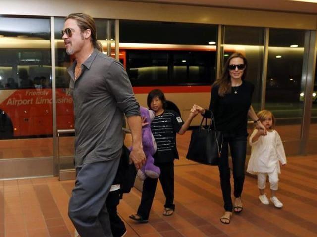 Brad Pitt,Brad Pitt divorce,Angelina Jolie