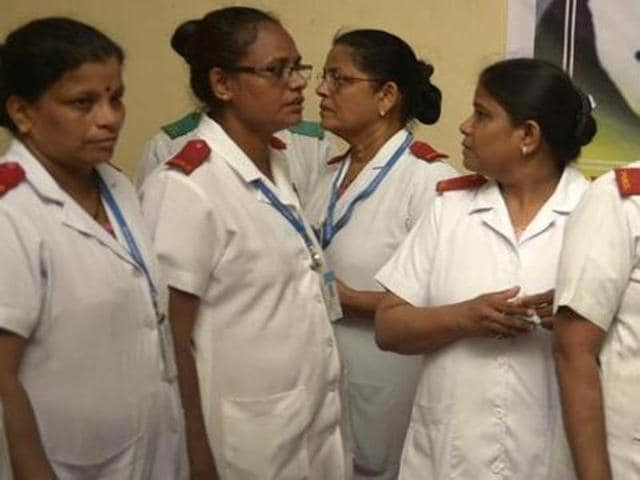 Avani Oke, principal, KJ Somiaya College of Nursing, said that while there has been a surge in enrollments, demand for the nursing course remains low, despite huge requirement for nurses in the hospitals across the state.