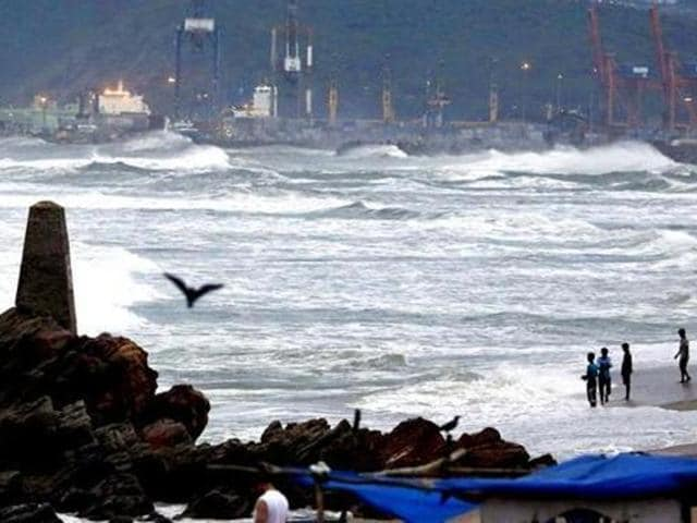 The government had received a proposal by a private agency about organising an event in February 2017 at one of Visakhapatnam's beaches.