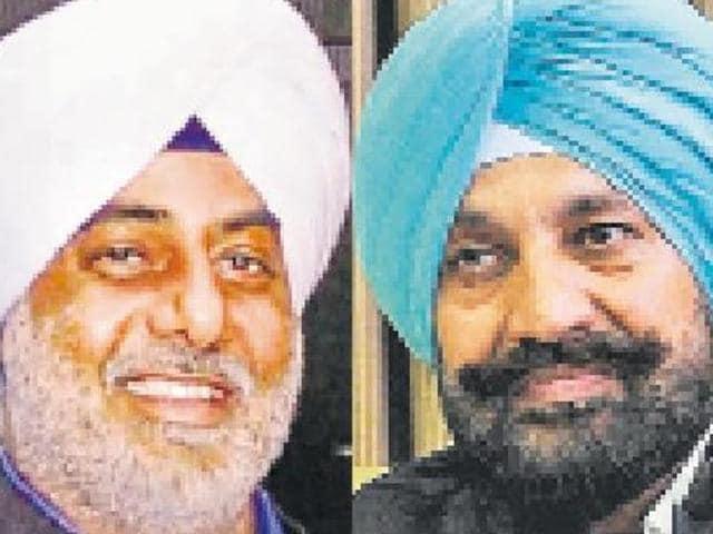 Randeep Singh and Balbir Singh Sidhu