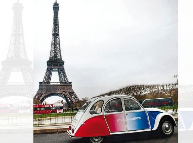 Paris,Sathya Saran,Citroën 2CV