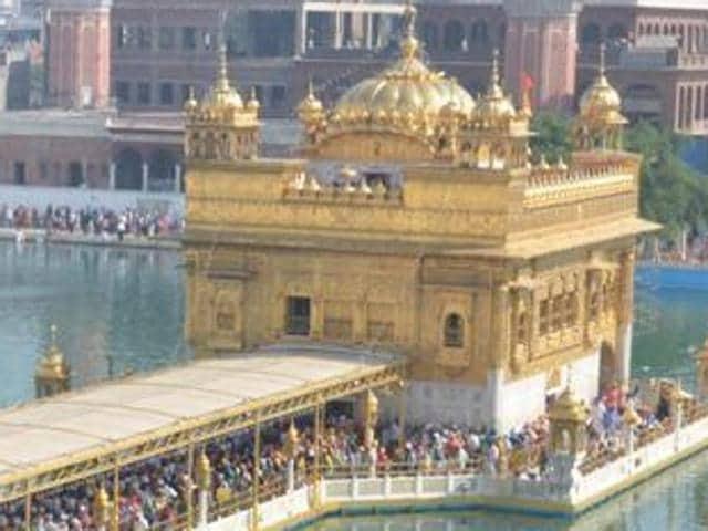 Golden temple,SGPC,Kirpal Singh Badungar
