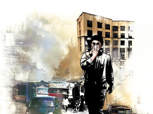 Mumbai,Air quality index,Air pollution