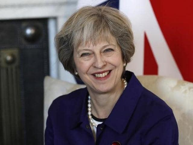 Brexit,Theresa May,India