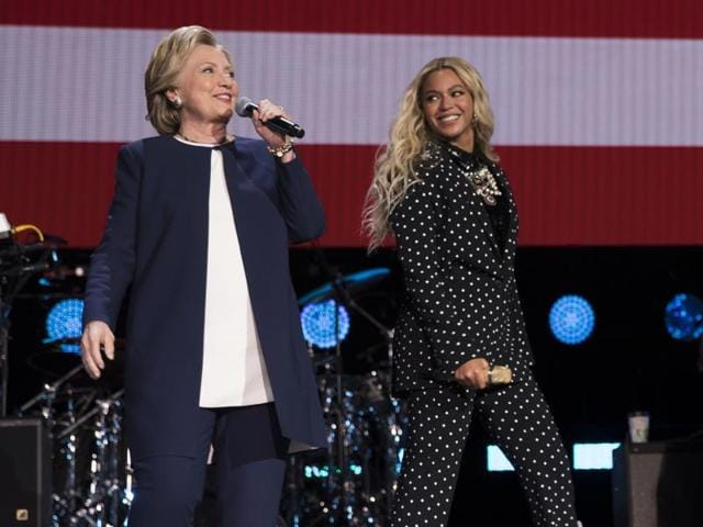 Beyoncé,Trump,Hillary