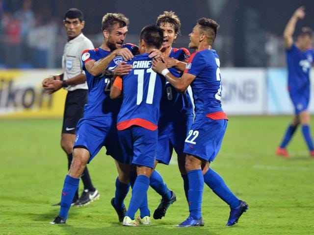 Bengaluru FC,Asian Football Confederation Cup,AFC final