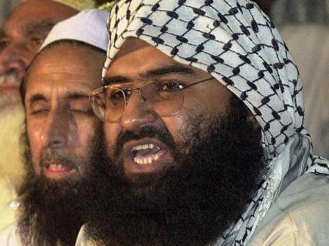 Masood Azhar,Jaish-e-Mohammad,India-China ties