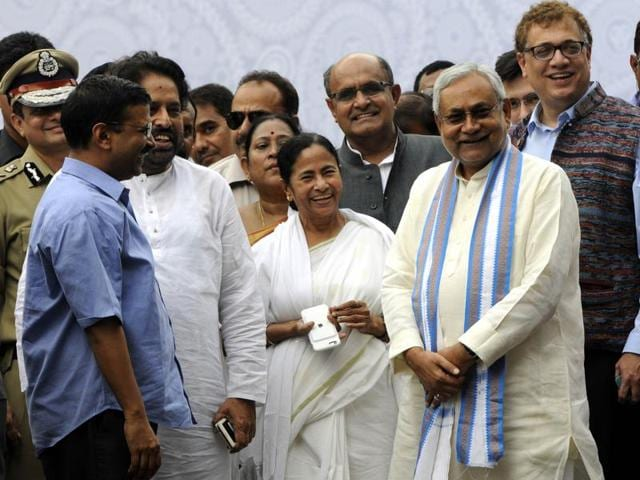 Senior MP Mukul Roy will be going in Bengal chief minister Mamata Banerjee's place to attend the foundation day celebrations of the Samajwadi Party.