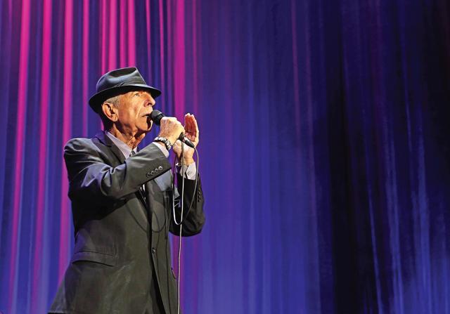 You Want It Darker,Leonard Cohen,Adam Cohen