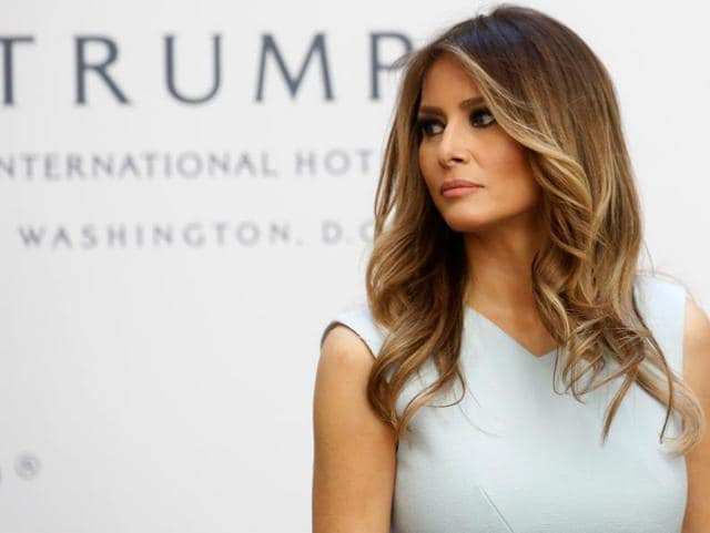 US elections 2016,Melania Trump work visa,Donald Trump