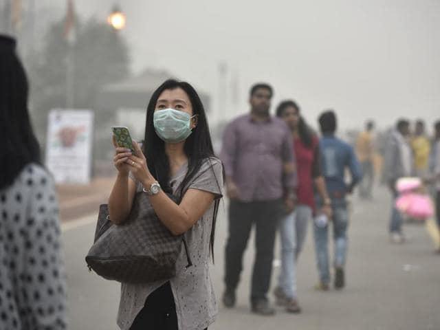 Arvind Kejriwal,Air pollution meeting,Air pollution in Delhi