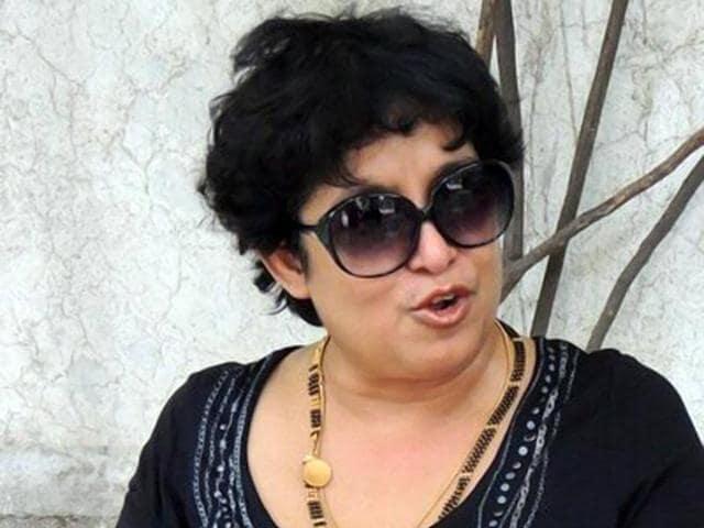 Taslima Nasreen,banned,exile