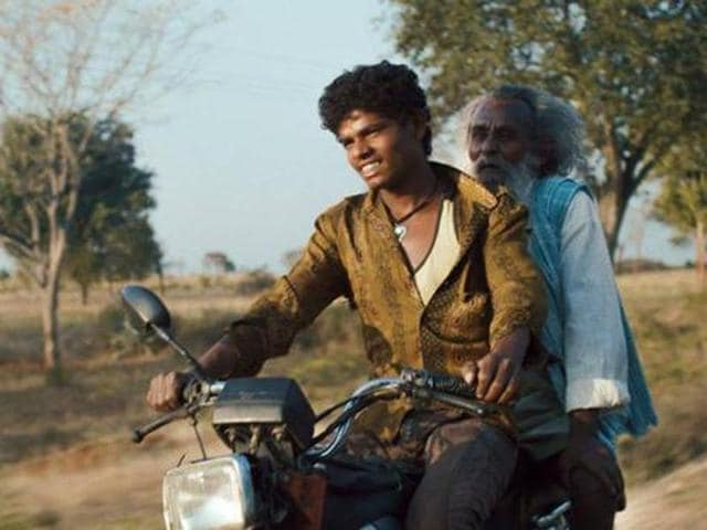 A still from Raam Reddy's National Award-winning Thithi.