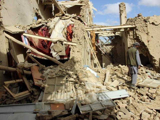 Al Qaeda leader,US Defense Department,Air strikes