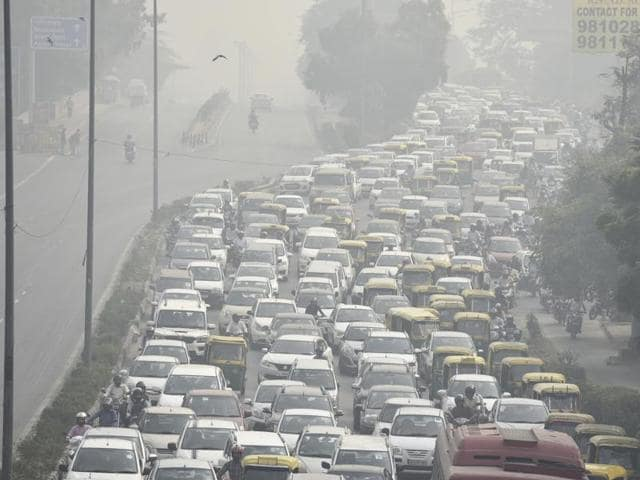 Delhi air pollution: Unlike Beijing, India unable to remove old ...