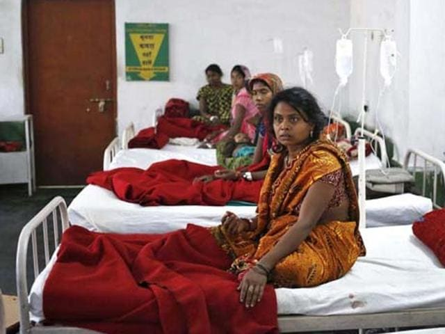 In India, one pregnant woman dies every 12 minutes, with 45,000 dying each year. Of them, less than one in five (19.7%) undergo pre-natal health checks.